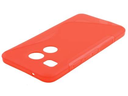 Wave Case for LG Nexus 5X - Frosted Orange/Orange