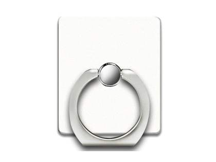 Mobile Ring Holder - Pearl White