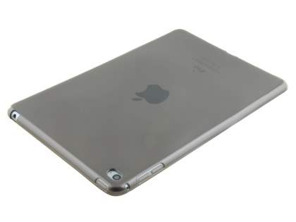 Colour TPU Gel Case for iPad Mini 4 - Grey Soft Cover