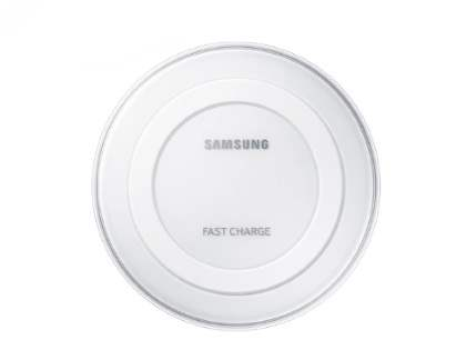 Genuine Samsung Fast Charge Wireless Charging Pad - White Wireless Charge