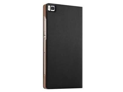 Genuine Huawei P8 Smart View Flip Case - Black
