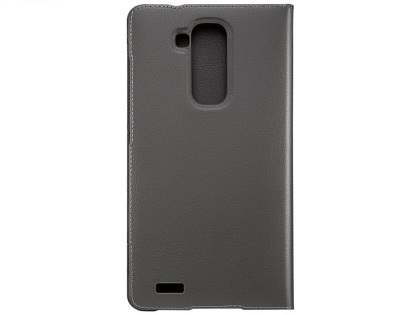 Genuine Huawei Ascend Mate7 Smart View Flip Case - Dark Grey
