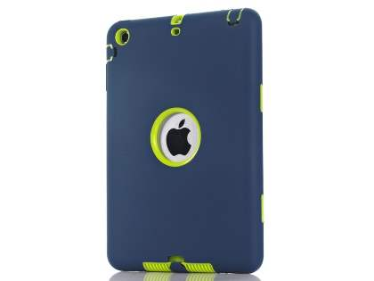 Impact Case for iPad Mini 1/2/3 - Navy/Lime