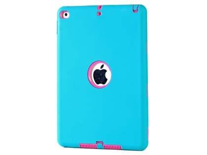 Impact Case for iPad Air 2 - Sky Blue/Pink Impact Case