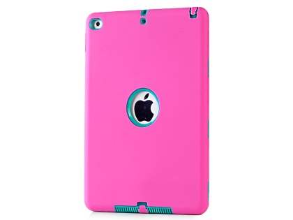 Impact Case for iPad Air 2 - Pink/Teal Impact Case