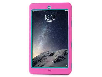 Impact Case for iPad Air 2 - Pink/Teal