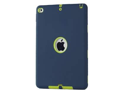 Impact Case for iPad Air 2 - Navy/Lime Impact Case
