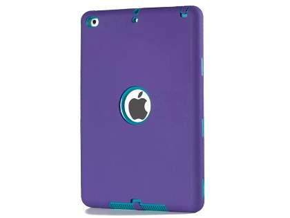 Impact Case for iPad Air 2 - Purple/Teal Impact Case