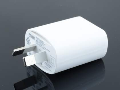 ZTE Fast Charging Wall Charger - White AC Wall Charger