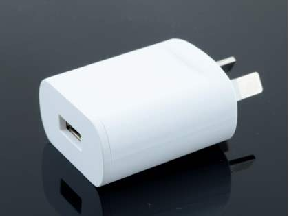 ZTE Fast Charging Wall Charger - White