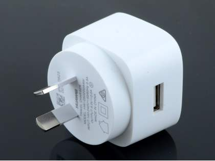 Genuine Huawei 2A AC Charger Adaptor - White AC USB Power Adapter
