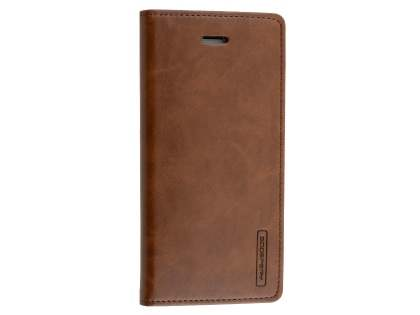 Mercury Blue Moon Wallet Case for iPhone 6s/6 4.7 inches - Brown