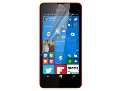 Microsoft Lumia 550 Anti-Glare Screen Protector