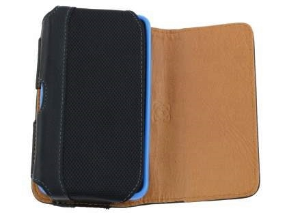 Synthetic Leather Belt Pouch (Bumper Case Compatible) for Sony Xperia Z5 Compact