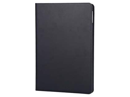 Premium Genuine Leather Portfolio Case with Stand for iPad Pro 9.7 - Classic Black