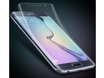 Curved Ultra Clear Full Screen Protector for Samsung Galaxy S6 Edge