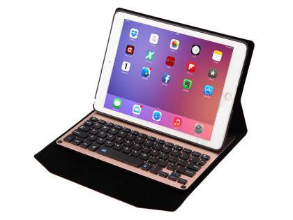 Smart Bluetooth Keyboard Case for iPad Air 2 - Pink
