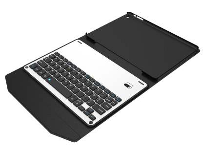 Smart Bluetooth Keyboard Case for iPad Air 2 - Classic Black