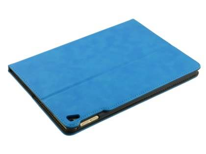 Synthetic Leather Case with Stand for iPad Pro 9.7 - Sky Blue