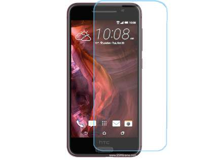 Flat Tempered Glass Screen Protector for HTC Telstra Signature Premium - Screen Protector