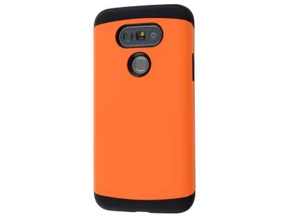 Impact Case for LG G5 - Orange/Black Impact Case