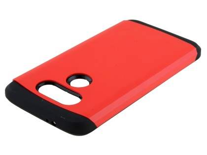 Impact Case for LG G5 - Red/Black