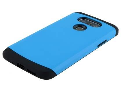 LG G5 Impact Case - Sky Blue/Black