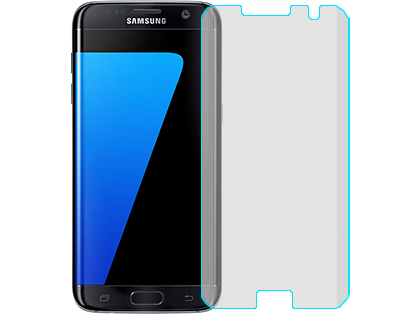 Curved Tempered Glass Full Screen Protector for Samsung Galaxy S7 edge - Screen Protector