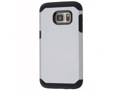 Impact Case for Samsung Galaxy S7 - Silver/Black
