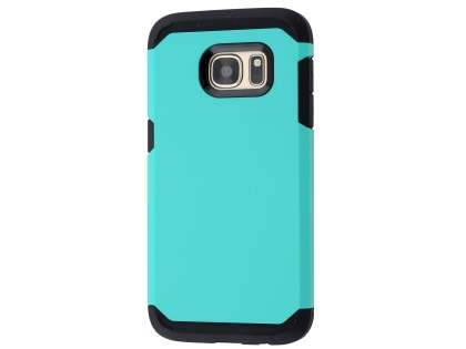 Impact Case for Samsung Galaxy S7 - Mint/Black