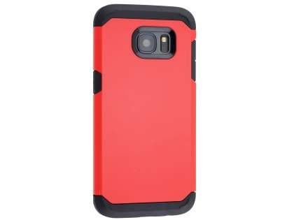 Impact Case for Samsung Galaxy S7 edge - Red/Black Impact Case