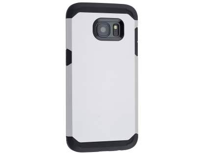 Impact Case for Samsung Galaxy S7 edge - Silver/Black