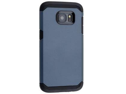 Impact Case for Samsung Galaxy S7 edge - Midnight Blue/Black Impact Case