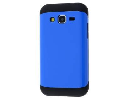 Impact Case for Samsung Galaxy Core Prime - Blue/Black Impact Case