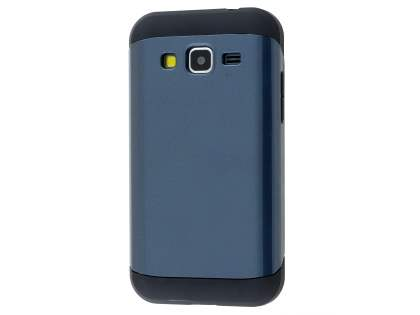Impact Case for Samsung Galaxy Core Prime - Midnight Blue/Black
