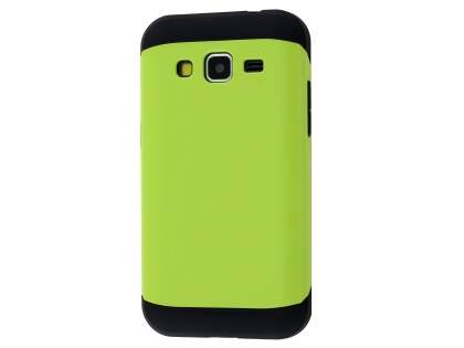Impact Case for Samsung Galaxy Core Prime - Green/Black Impact Case