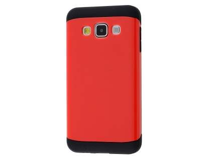Impact Case for Samsung Galaxy A3 A300F - Red/Black Impact Case