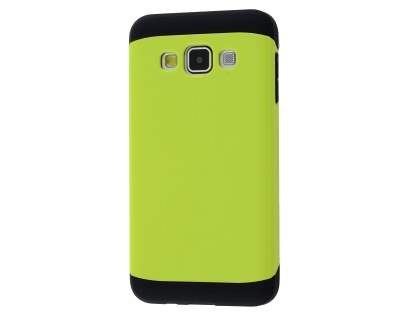 Impact Case for Samsung Galaxy A3 A300F - Green/Black Impact Case