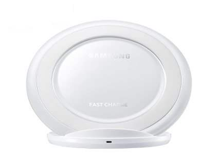 Genuine Samsung Fast Charge Wireless Stand - White