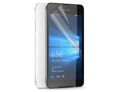 Ultraclear Screen Protector for Microsoft Lumia 650 - Screen Protector
