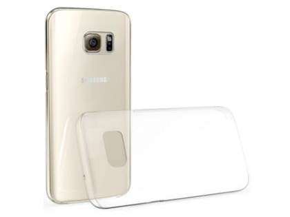 Ultra Clear Protective Cover for Samsung Galaxy S7 Edge - Clear
