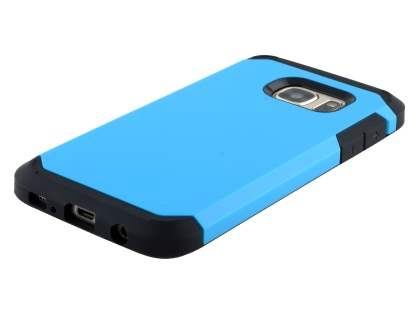 Impact Case for Samsung Galaxy S7 - Sky Blue/Black