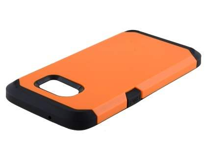 Impact Case for Samsung Galaxy S7 - Orange/Black