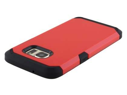 Impact Case for Samsung Galaxy S7 - Red/Black