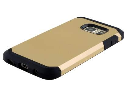 Impact Case for Samsung Galaxy S7 - Gold/Black