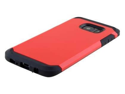 Impact Case for Samsung Galaxy S7 edge - Red/Black