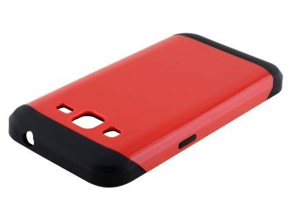 Impact Case for Samsung Galaxy Core Prime - Red/Black