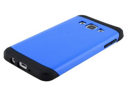 Impact Case for Samsung Galaxy A3 A300F - Blue/Black