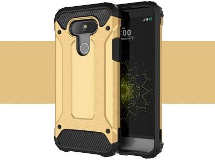 LG G5 Impact Case - Gold/Black