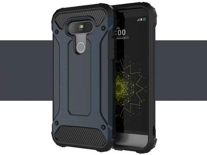 LG G5 Impact Case - Midnight Blue/Black Impact Case